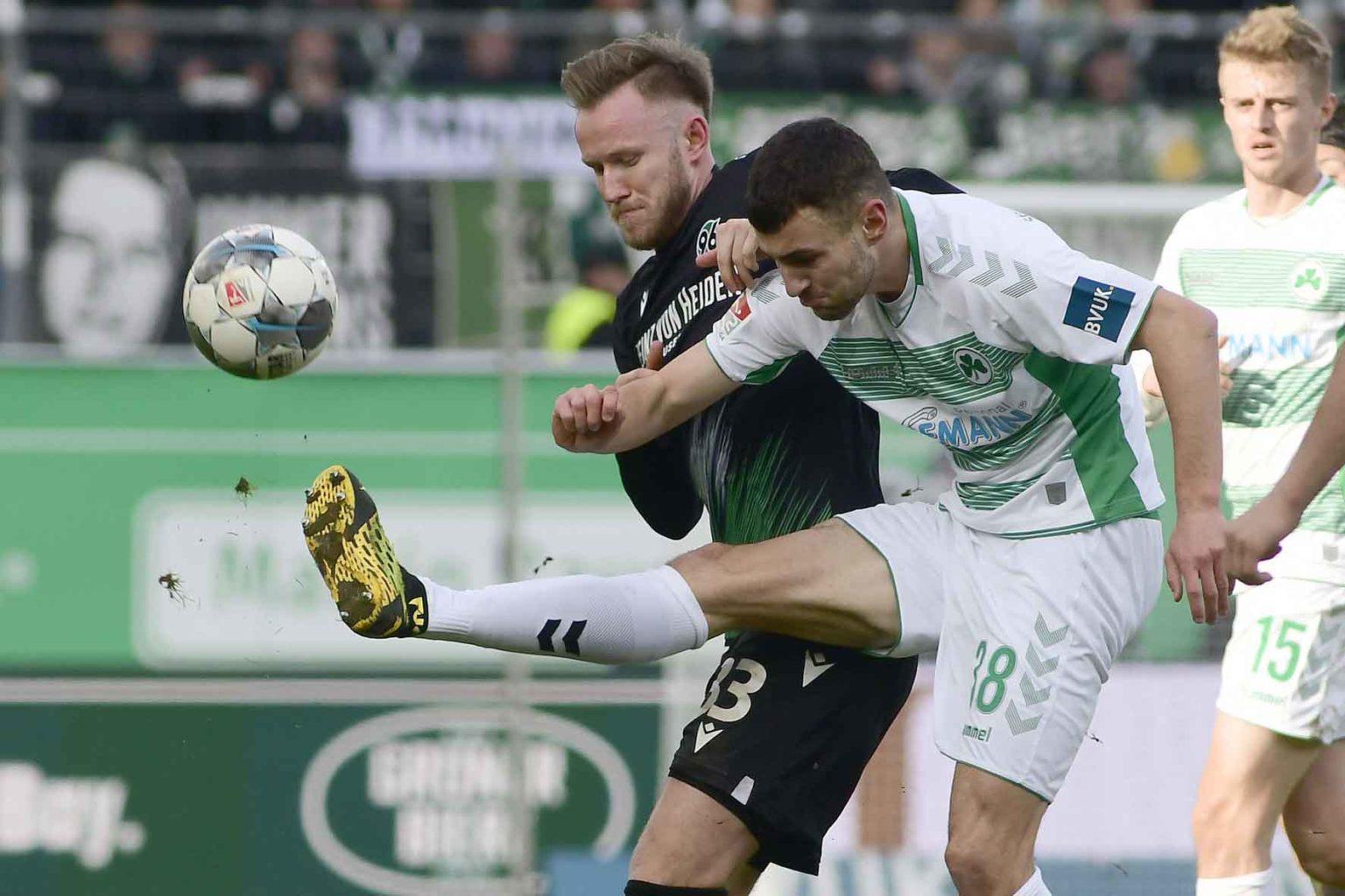 Hannover 96 Greuther Fürth