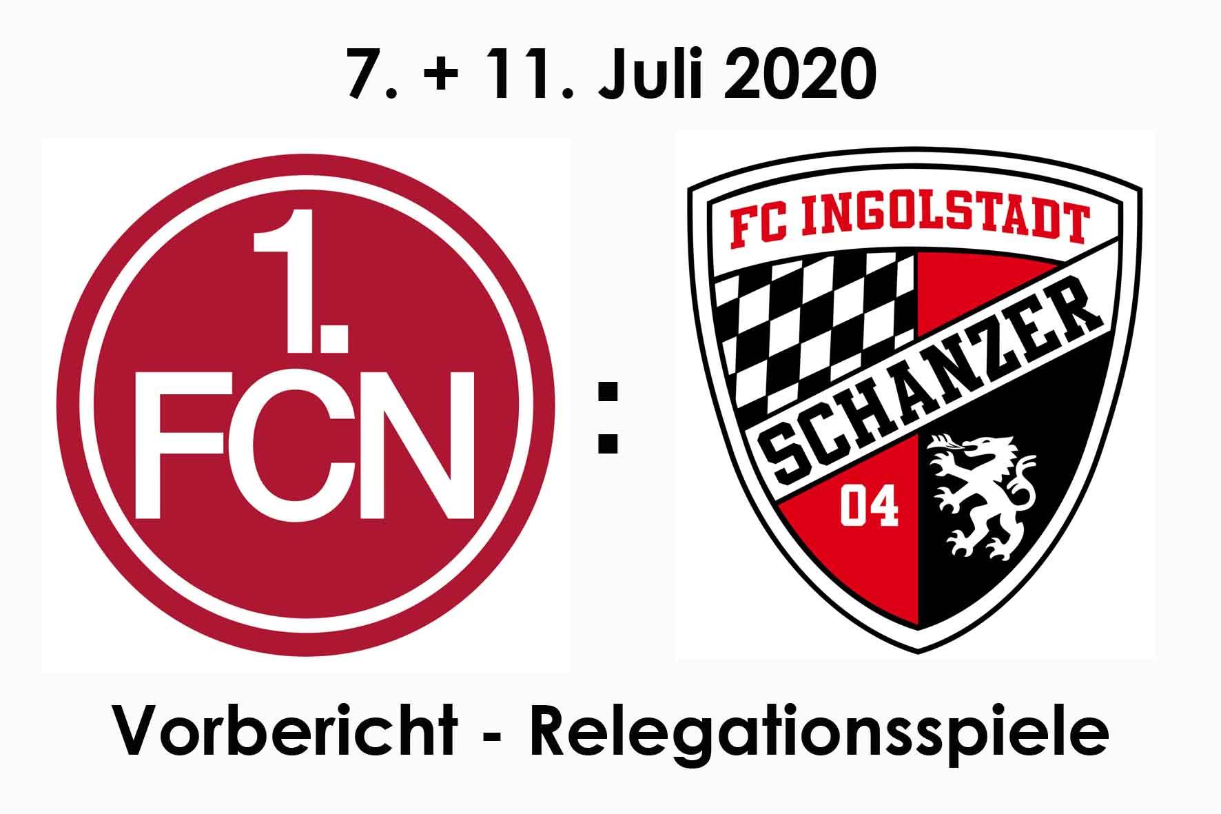 Ingolstadt NГјrnberg Relegation