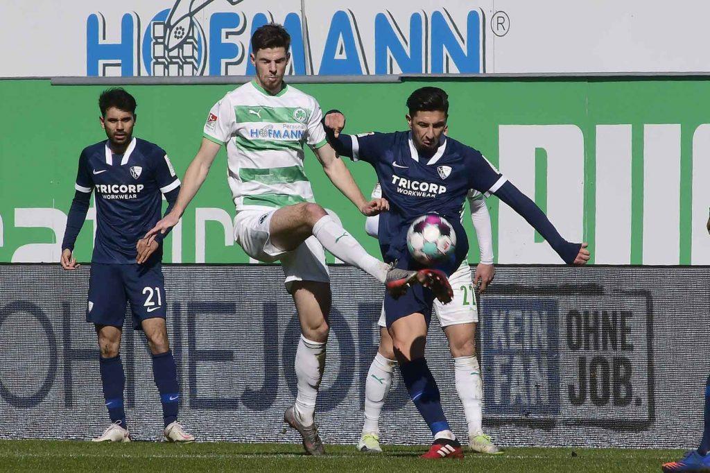 Greuther Fürth 1 Liga